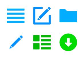 Social & Messaging UI-ColorIcon 1