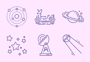 Space Exploration Set