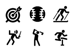 WatchKit icons - Sports