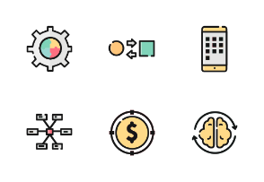 Startup Color Iconset