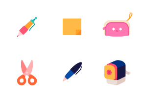 Stationery Items - Part 1