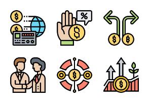 Stock-Investment-FillOutline