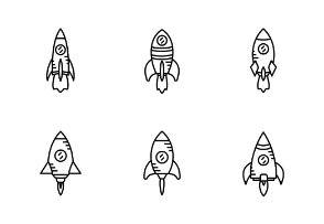 Strokeicon Rocket