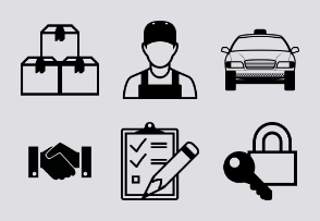 SVG Business Icons