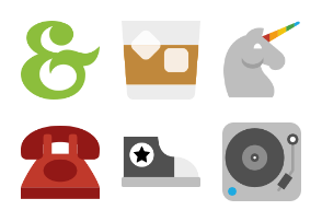 Symbolicons Hipster