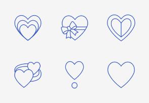 Symbols - Heart -Starter Vol. 1