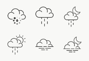 Thiin: Weather & Cloud Effects