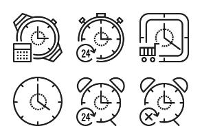 Time concept design