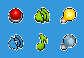Toggle Icons