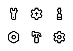 Tools (Line)