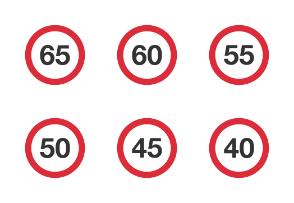 Traffic Signs #6