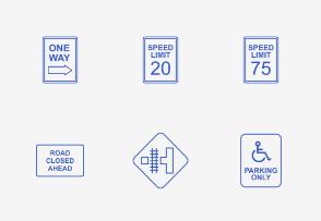 Traffic Signs Vol. 1