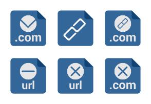 URL links