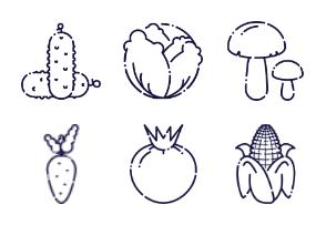 Vegetables Vol. 4