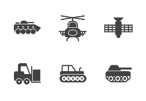 Vehicles Glyph
