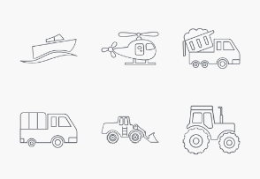 Vehicles Outline