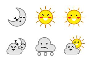 Weather Emoticon