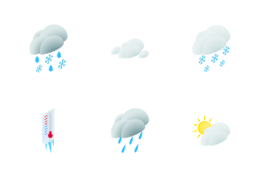 Weather - isometric