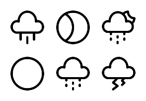 Weather outline