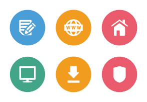 Web and Mobile Icons Volume 2
