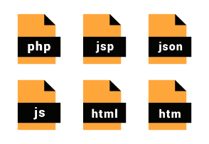 Website File Formats