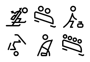 Winter Olympic Sports