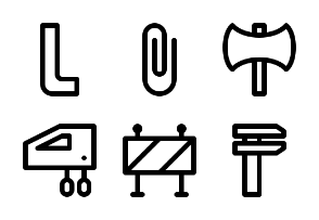 Work Tools (Line)
