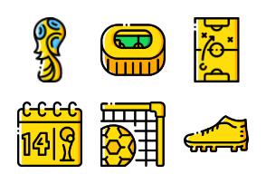World Cup - Yellow