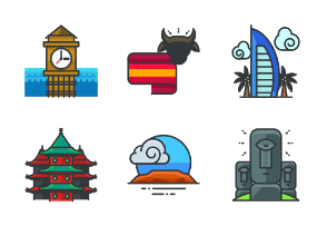 World Monuments and Signatures