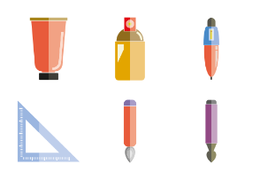 Writing And Painting Tool