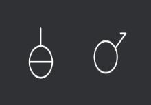 Gender Thinline Set