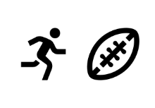 Sports. Android L (Lollipop) Icon Pack.