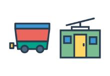 Transport Line Color vol 3